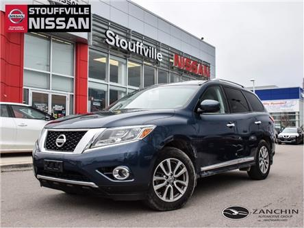 2015 Nissan Pathfinder  (Stk: SU0809) in Stouffville - Image 1 of 26