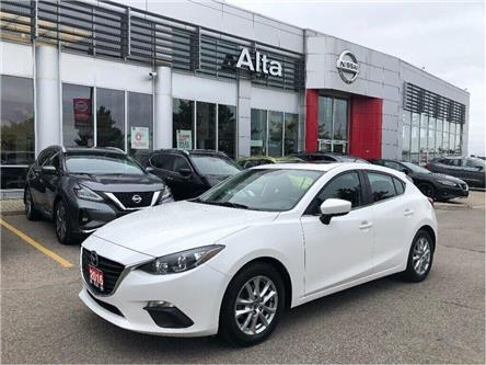 2016 Mazda Mazda3 Sport GS (Stk: Y19K076A) in Woodbridge - Image 1 of 19