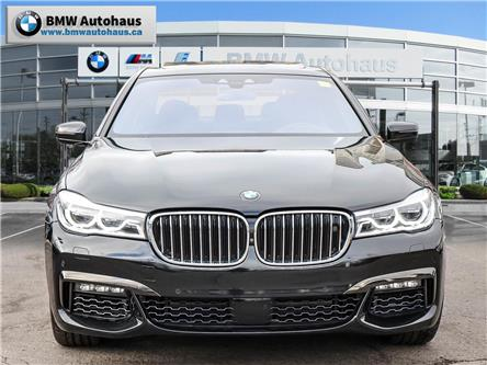 2017 BMW 750i xDrive (Stk: P9217) in Thornhill - Image 2 of 34