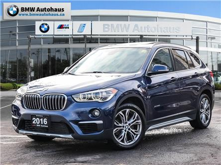 2016 BMW X1 xDrive28i (Stk: P9242) in Thornhill - Image 1 of 29