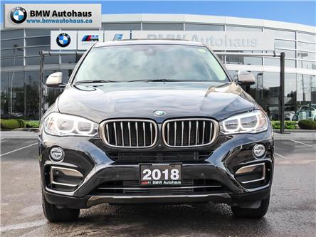 2018 BMW X6 xDrive35i (Stk: P9248) in Thornhill - Image 2 of 27