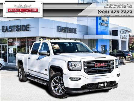 2016 GMC Sierra 1500 SLE (Stk: 346836B) in Markham - Image 1 of 28
