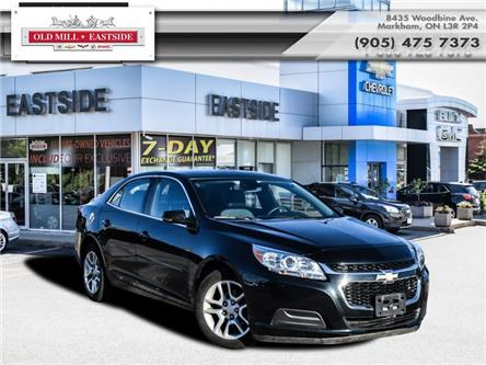 2015 Chevrolet Malibu 1LT (Stk: 340666B) in Markham - Image 1 of 23
