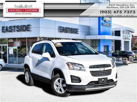 2016 Chevrolet Trax LT (Stk: 227484B) in Markham - Image 1 of 24