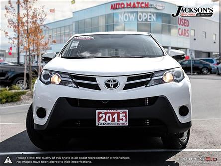 2015 Toyota RAV4 LE (Stk: U0123) in Barrie - Image 2 of 25