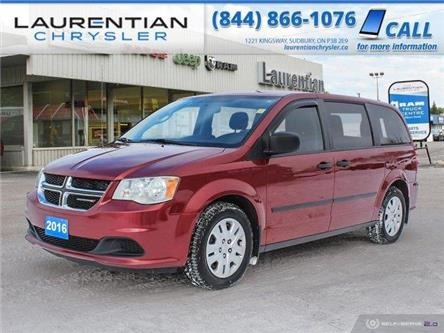 2016 Dodge Grand Caravan SE/SXT (Stk: 19609A) in Sudbury - Image 1 of 23