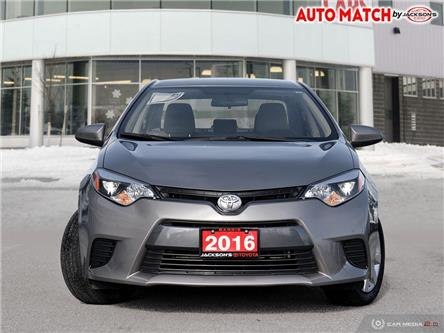 2016 Toyota Corolla LE (Stk: U6050) in Barrie - Image 2 of 24