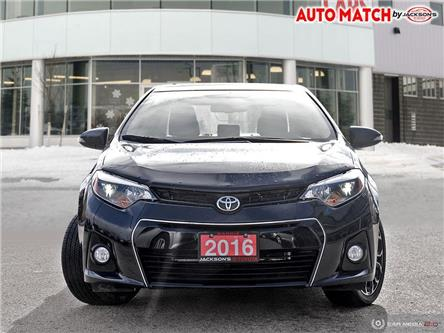 2016 Toyota Corolla S (Stk: U6094) in Barrie - Image 2 of 27