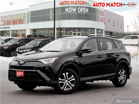 2017 Toyota RAV4 LE (Stk: U1784A) in Barrie - Image 1 of 23