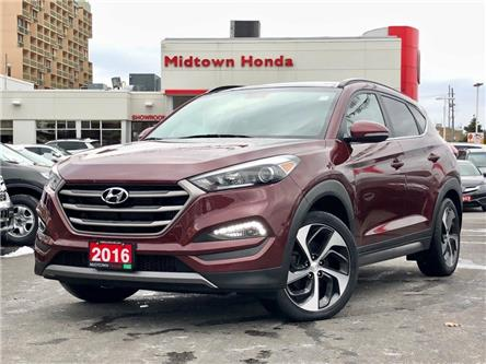 2016 Hyundai Tucson Limited (Stk: 2192671A) in North York - Image 1 of 11