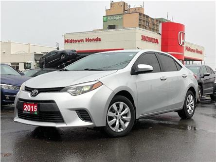 2015 Toyota Corolla LE (Stk: 2191507A) in North York - Image 1 of 20