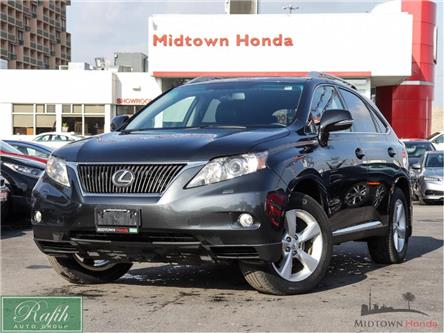 2010 Lexus RX 350 Base (Stk: P13108A) in North York - Image 1 of 27