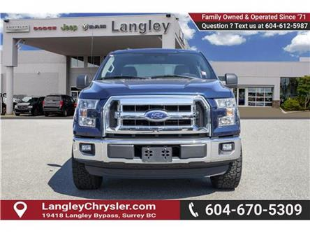 2016 Ford F-150 XLT (Stk: K612803A) in Surrey - Image 2 of 23