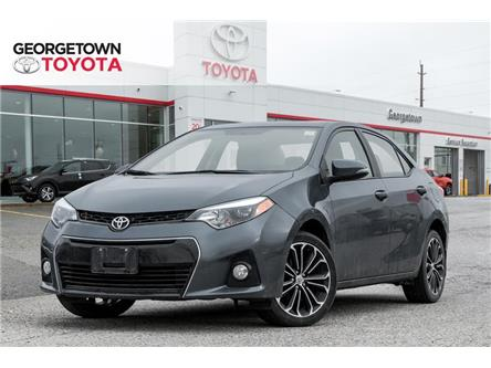 2016 Toyota Corolla S (Stk: 16-09369GT) in Georgetown - Image 1 of 19