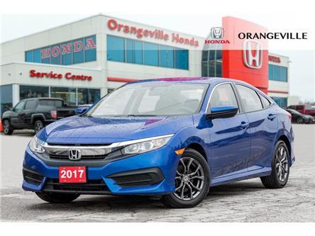 2017 Honda Civic LX (Stk: P20018A) in Orangeville - Image 1 of 18