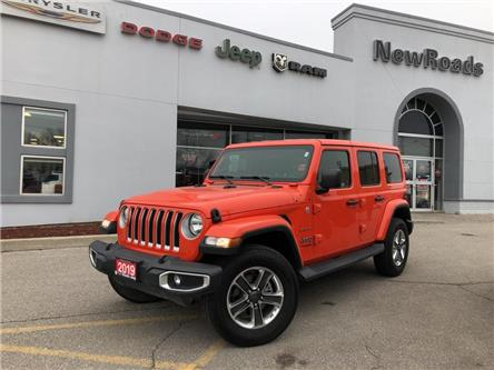 2019 Jeep Wrangler Unlimited Sahara (Stk: 24512P) in Newmarket - Image 1 of 24