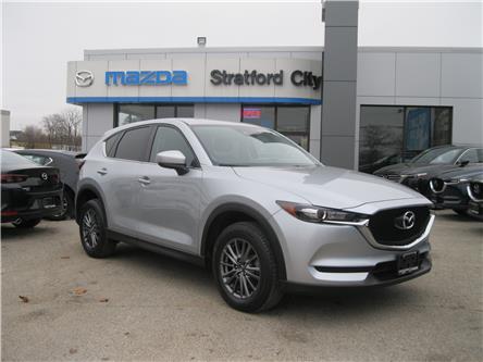 2018 Mazda CX-5 GS (Stk: 00584) in Stratford - Image 1 of 26