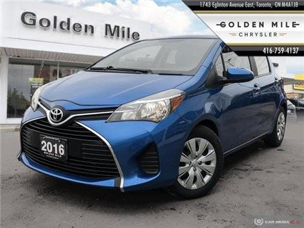 2016 Toyota Yaris SE (Stk: P4900) in North York - Image 1 of 27