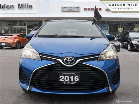 2016 Toyota Yaris SE (Stk: P4900) in North York - Image 2 of 27