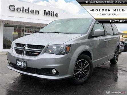 2019 Dodge Grand Caravan GT (Stk: P4910) in North York - Image 1 of 25