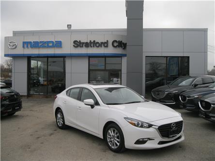 2017 Mazda Mazda3 GS (Stk: 00585) in Stratford - Image 1 of 20