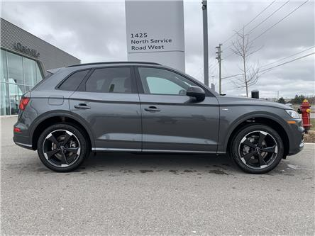 2020 Audi Q5 45 Progressiv (Stk: 51231) in Oakville - Image 2 of 21