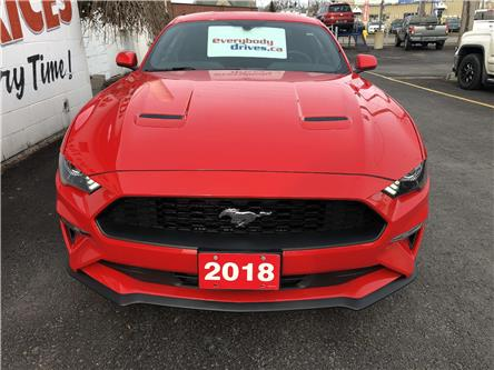 2018 Ford Mustang EcoBoost (Stk: 19-801) in Oshawa - Image 2 of 10