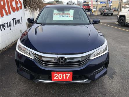 2017 Honda Accord Touring (Stk: 19-795) in Oshawa - Image 2 of 16