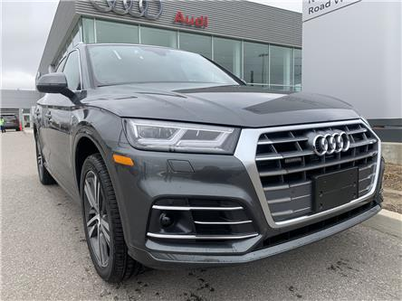 2020 Audi Q5 45 Progressiv (Stk: 51247) in Oakville - Image 1 of 21