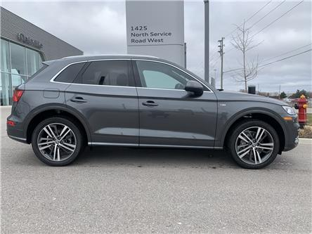 2020 Audi Q5 45 Progressiv (Stk: 51247) in Oakville - Image 2 of 21