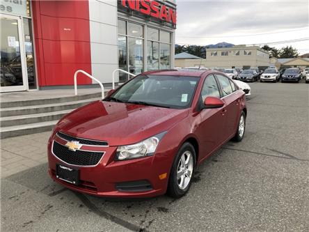 2011 Chevrolet Cruze LT Turbo (Stk: N95-5565A) in Chilliwack - Image 1 of 14