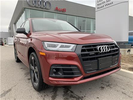 2020 Audi Q5 45 Progressiv (Stk: 51238) in Oakville - Image 1 of 21