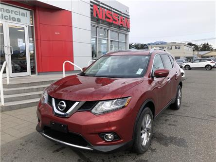 2015 Nissan Rogue SL (Stk: N05-6501A) in Chilliwack - Image 1 of 17