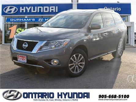 2015 Nissan Pathfinder SV (Stk: 28647K) in Whitby - Image 1 of 20