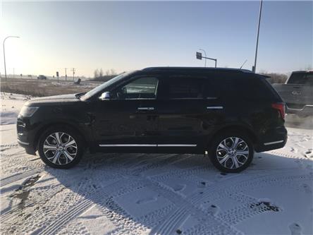 2019 Ford Explorer Platinum (Stk: LEX021A) in Ft. Saskatchewan - Image 2 of 23