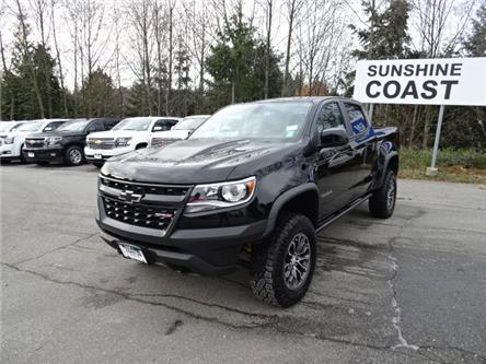 2020 Chevrolet Colorado ZR2 (Stk: CL123588) in Sechelt - Image 1 of 17