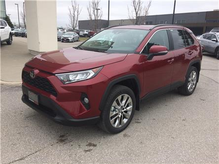 2020 Toyota RAV4 XLE (Stk: 04999A) in Barrie - Image 1 of 14