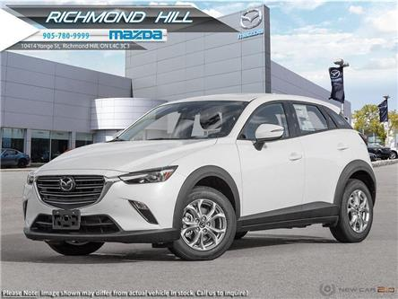 2019 Mazda CX-3 GS (Stk: 19-159) in Richmond Hill - Image 1 of 23