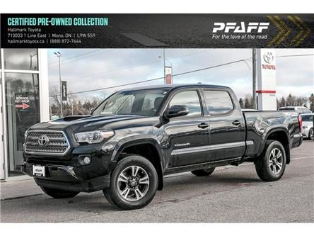 2017 Toyota Tacoma 4x4 Double Cab V6 SR5 6A (Stk: H20190A) in Orangeville - Image 1 of 16