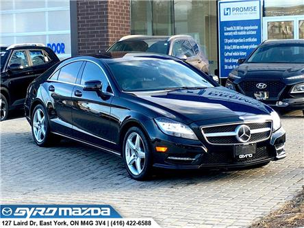 2014 Mercedes-Benz CLS-Class Base (Stk: MERC14) in East York - Image 1 of 20