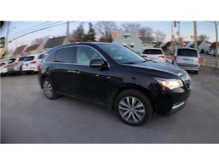 2016 Acura MDX Navigation Package (Stk: 503230) in Ottawa - Image 2 of 27