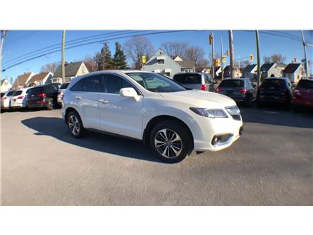2017 Acura RDX Elite (Stk: 806224) in Ottawa - Image 2 of 26