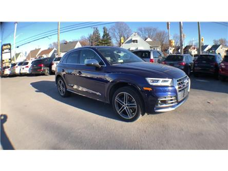 2018 Audi SQ5 3.0T Technik (Stk: 039387) in Ottawa - Image 2 of 26