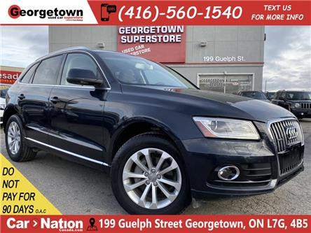 2014 Audi Q5 Progressiv | 2.0L | PANO ROOF | ONLY 68,101KM | (Stk: P12828) in Georgetown - Image 1 of 30