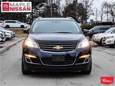 2015 Chevrolet Traverse LT|Remote Start|Alloys|Heated Seats|Backup Camera (Stk: M19M066A) in Maple - Image 2 of 23
