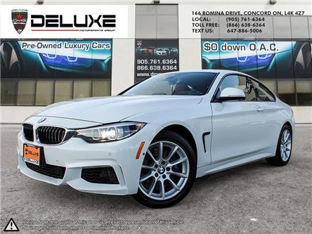 2019 BMW 440i xDrive (Stk: D0683) in Concord - Image 1 of 26