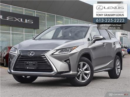2019 Lexus RX 350 Base (Stk: Y3585) in Ottawa - Image 1 of 29