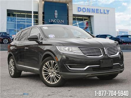 2016 Lincoln MKX Reserve (Stk: DS905A) in Ottawa - Image 1 of 27