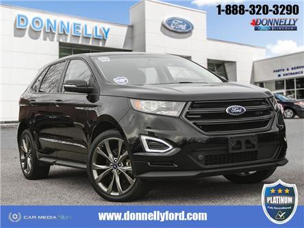 2016 Ford Edge Sport (Stk: PLDS1518A) in Ottawa - Image 1 of 28