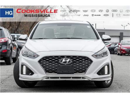 2019 Hyundai Sonata  (Stk: H8022PR) in Mississauga - Image 2 of 19